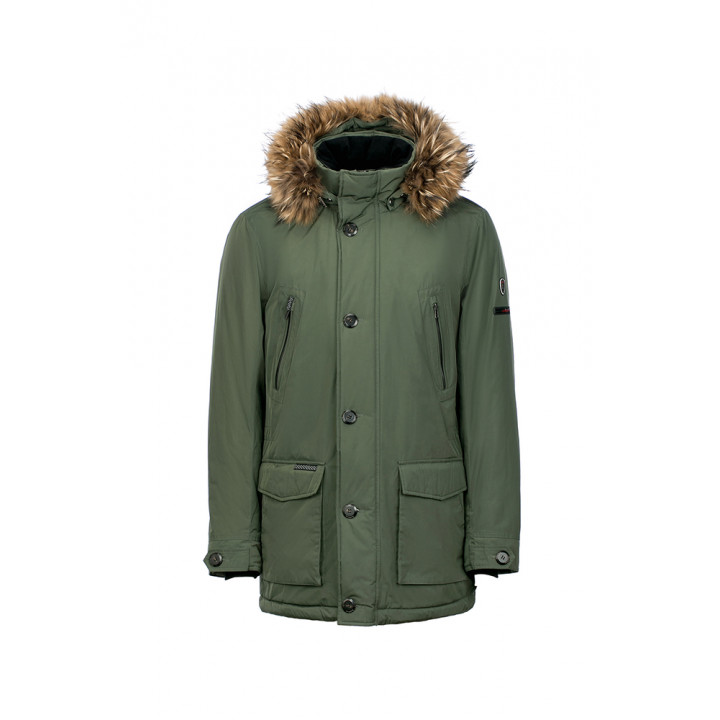 Мужская зимняя куртка NorthBloom Наполеон