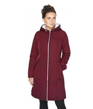 Женское демисезонное пальто NorthBloom Павлина