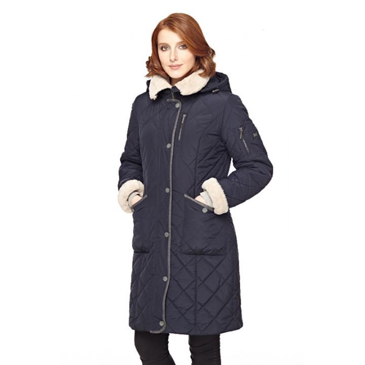 Женское зимнее пальто WestBloom Бьянка