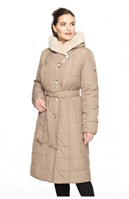 Женское зимнее пальто NorthBloom Регина
