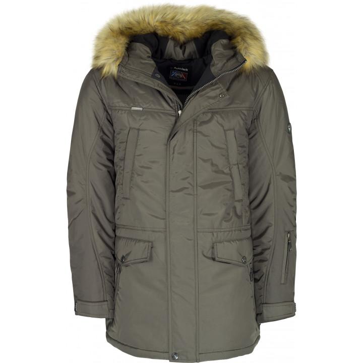 Мужская зимняя куртка AutoJack 0683
