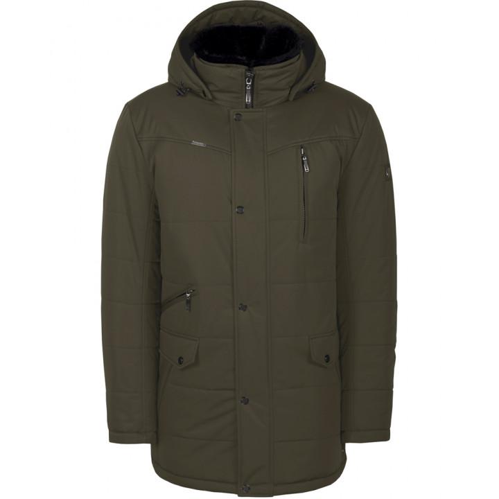 Мужская зимняя куртка AutoJack 0724