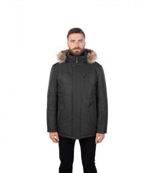 Мужская зимняя куртка AutoJack 0905