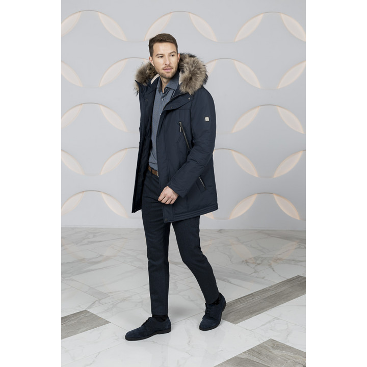 Мужская зимняя куртка NordWind 0552