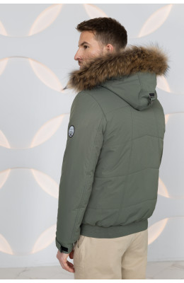 Мужская зимняя куртка NordWind 0554