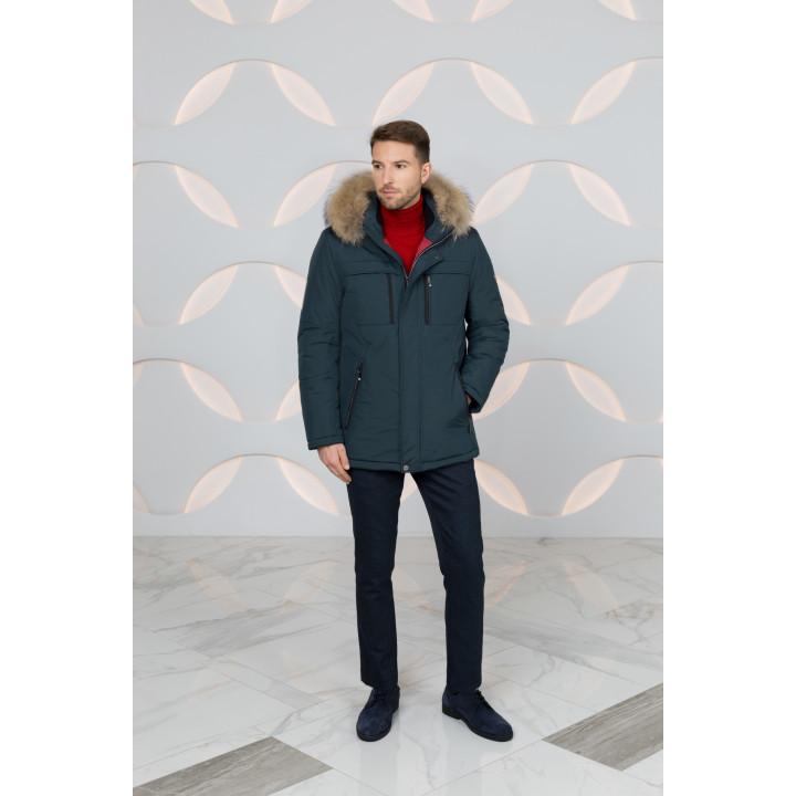 Мужская зимняя куртка NordWind 0562