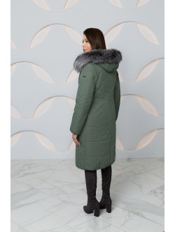 861 женская куртка Nordwind