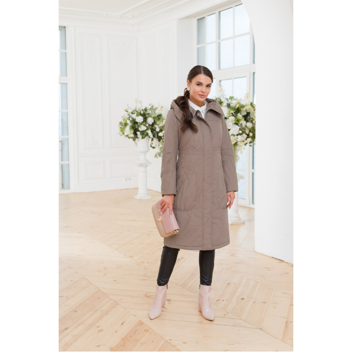 Женское демисезонное пальто NordWind 789