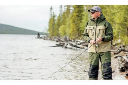 Как выбрать подходящую куртку из мембраны для рыбалки?