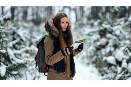 Как одеться зимой, чтобы не замёрзнуть и не вспотеть?