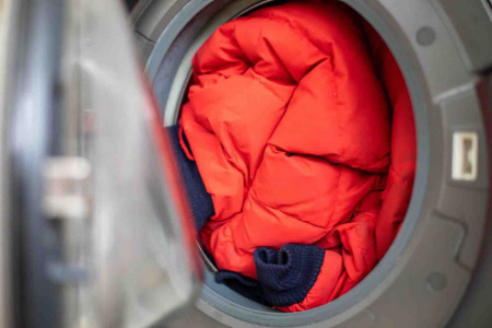 Как правильно стирать куртку из мембраны?