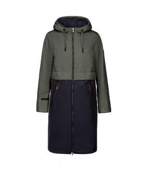 Женское демисезонное пальто WestBloom 2-129